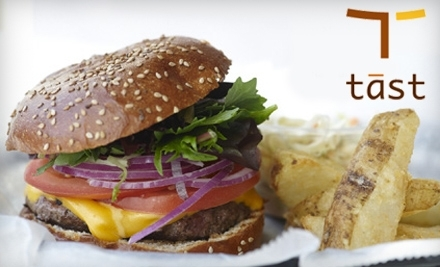 $20 Groupon to Tast Eatery - Tast Eatery in Fort Lee