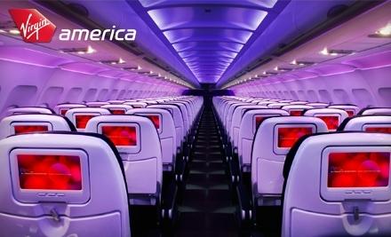 Virgin America - Virgin America in
