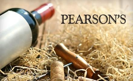 Pearson's Wine & Spirits - Pearson's Wine & Spirits in Washington
