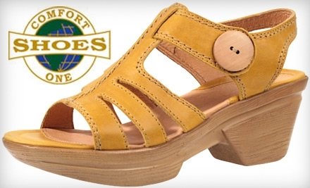 $120 Groupon to Comfort One Shoes - Comfort One Shoes in Washington