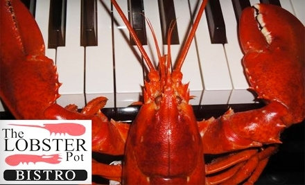 $40 Groupon to Lobster Pot Bistro - Lobster Pot Bistro in Clearwater