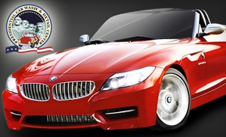 Presidential Car Wash - Presidential Car Wash in North Hollywood