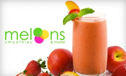 $10 Groupon to Melons - Melons in Las Vegas
