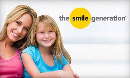 Smile Generation - Smile Generation in