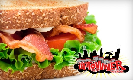 $20 Groupon to The Uptowner Cafe - The Uptowner Cafe in Chicago