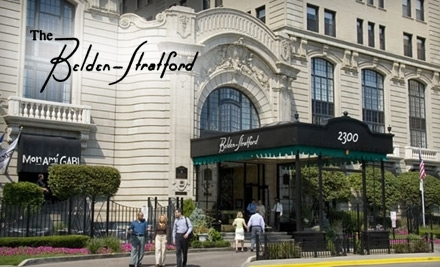 Belden-Stratford Hotel - Belden-Stratford Hotel in Chicago