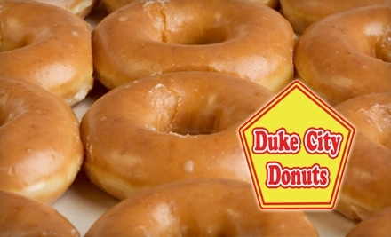 $20 Groupon to Duke City Donuts - Duke City Donuts in Albuquerque