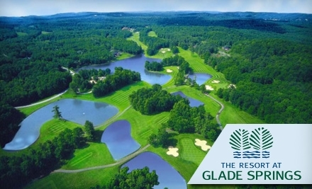 $235 Groupon to The Resort at Glade Springs - The Resort at Glade Springs in