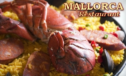 Mallorca Restaurant: $18 Groupon for Lunch - Mallorca Restaurant in Pittsburgh