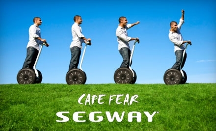 Glide Dynamics & Cape Fear Segway Tours - Glide Dynamics & Cape Fear Segway Tours in Wilmington