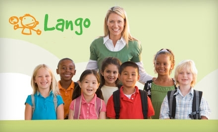 Lango Foreign Languages for Kids in Atlanta/Decatur: 5 Weeks of Children's Spanish Lessons - Lango Foreign Languages for Kids in