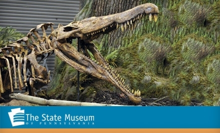 The State Museum of Pennsylvania - The State Museum of Pennsylvania in Harrisburg