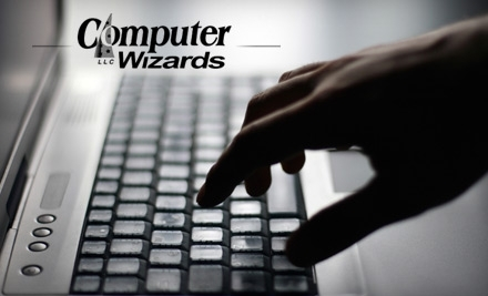 $100 Groupon to Computer Wizards, LLC - Computer Wizards, LLC in Baton Rouge