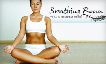 Breathing Room Yoga and Movement Studio - Breathing Room Yoga and Movement Studio in South Portland