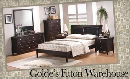 $200 Groupon to Golde's Futon Warehouse - Golde's Futon Warehouse in Madison