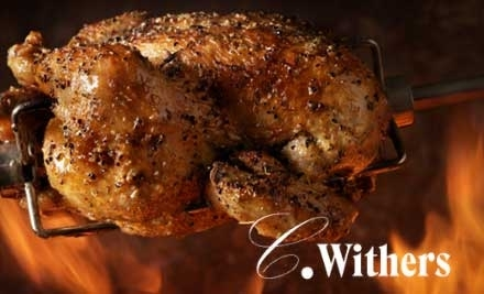 $20 Groupon to C Withers Restaurant - C Withers Restaurant in Kansas City