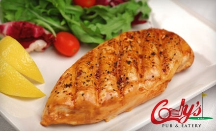$40 Groupon to Cody's Pub & Eatery - Cody's Pub & Eatery in Goodlettsville