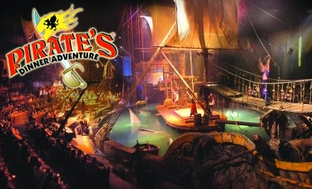 Pirate's Dinner Adventure - Pirate's Dinner Adventure in Buena Park