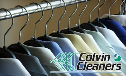 $25 Groupon to Colvin Cleaners - Colvin Cleaners in Kenmore