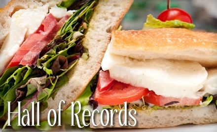 $16 Groupon to Hall of Records - Hall of Records in Portland