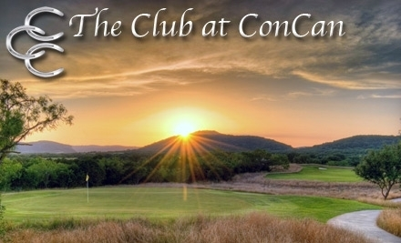 The Club at ConCan and Frio Country Resort: 1 Night Stay Fri. or Sat. Night and 1 Round of Golf - The Club at ConCan and Frio Country Resort in Concan