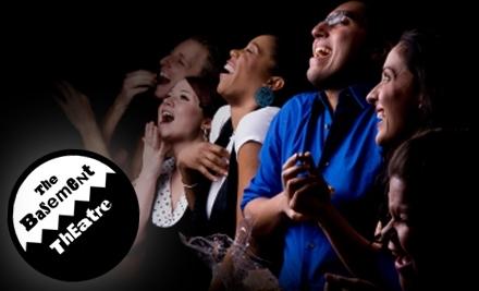 The Basement Theatre: 2 Tickets plus $10 Toward Concessions - The Basement Theatre in Atlanta