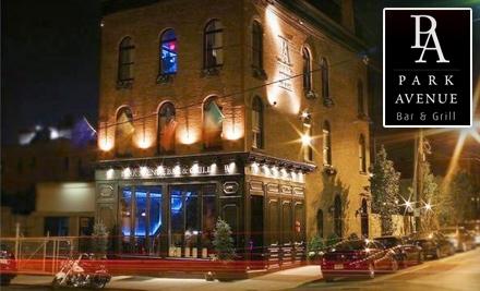 Park Avenue Bar and Grill - Park Avenue Bar and Grill in Union City