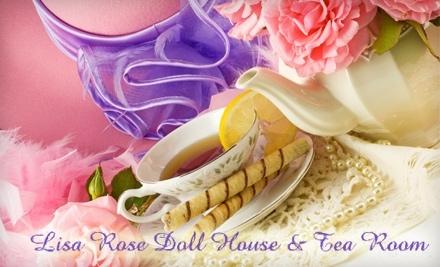 Lisa Rose Doll House & Tea Room - Lisa Rose Doll House & Tea Room in Honolulu