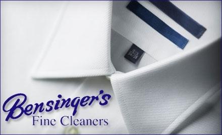 Bensinger's Fine Cleaners - Bensinger's Fine Cleaners in Memphis