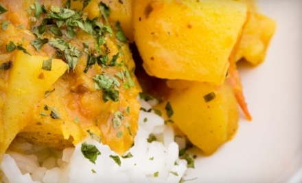 $15 Groupon to Currylicious - Currylicious in Oakland