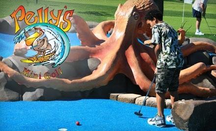 Pelly's Mini Golf - Pelly's Mini Golf in Del Mar