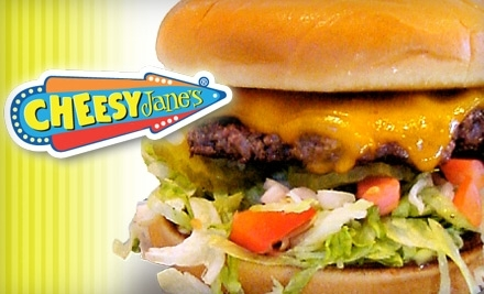 Cheesy Jane's at 4200 Broadway in San Antonio - Cheesy Jane's in San Antonio