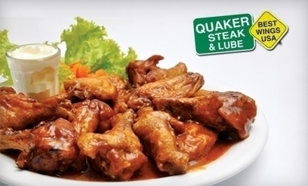 Quaker Steak And Lube Sheffield Village Oh Groupon