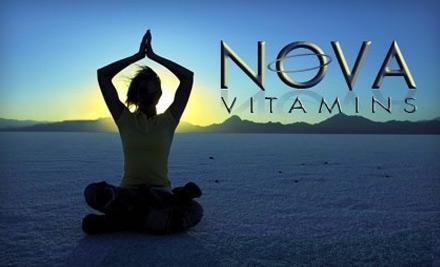 Nova Vitamins - Nova Vitamins in