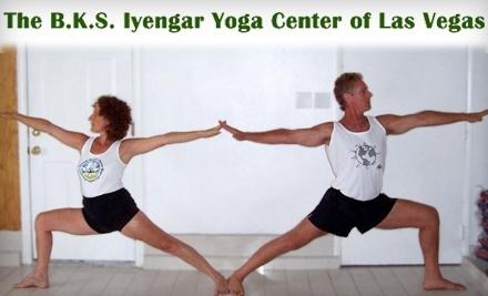 B.K.S. Iyengar Yoga Center of Las Vegas - B.K.S. Iyengar Yoga Center of Las Vegas in Las Vegas