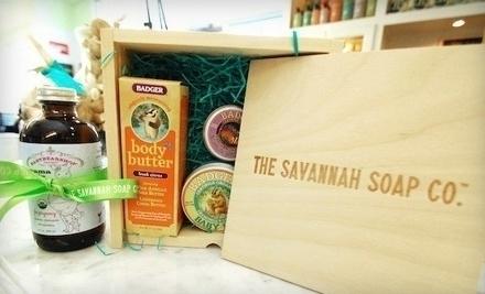 The Savannah Soap Company Savannah Ga Groupon