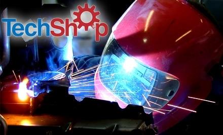 TechShop - TechShop in Menlo Park