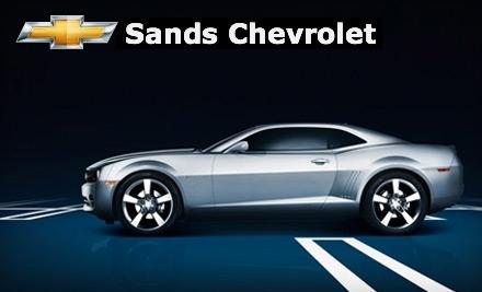 Sands Chevrolet - Sands Chevrolet in Glendale