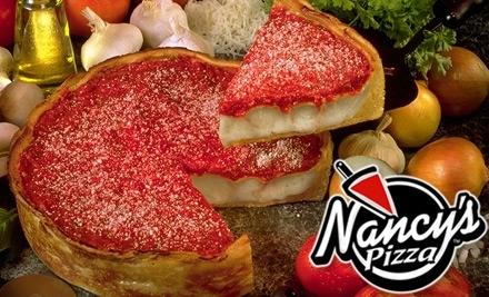 $25 Groupon to Nancy's Pizza - Nancy's Pizza in Atlanta