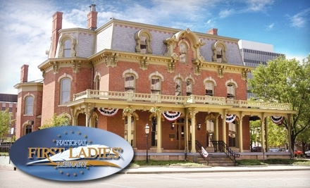 National First Ladies' Library - National First Ladies' Library in Canton