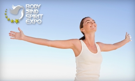 Body Mind Spirit Expo on Sat., Mar. 5 & Sun., Mar. 6 - Body Mind Spirit Expo in Northlake