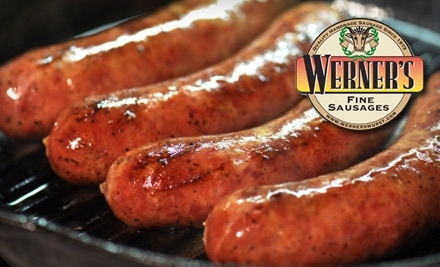 $16 Groupon to Werner's Specialty Foods - Werner's Specialty Foods in Mission