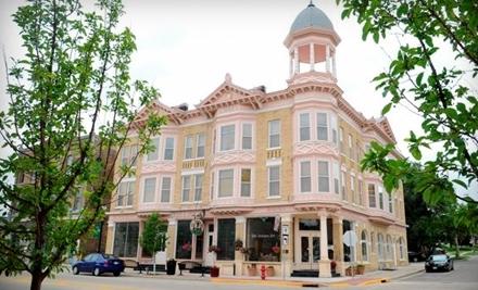 The Audubon Inn: One-Night Weekday Stay - The Audubon Inn in Mayville