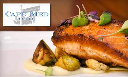Cafe Med: $50 Worth of Contemporary American Dinner Fare - Cafe Med in Chicago