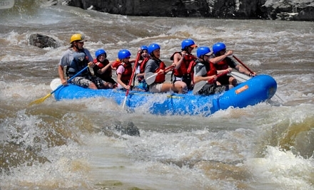French Broad Rafting Expeditions - French Broad Rafting Expeditions in Marshall