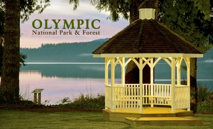 Olympic National Park & Forest Lodges: Lake Quinault Lodge in Quinault  - Olympic National Park & Forest Lodges in Quinault