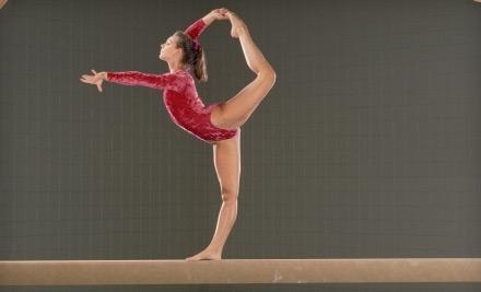 Stars & Stripes Kids Activity Center: 4 Gymnastic Classes - Stars & Stripes Kids Activity Center in Clarkston