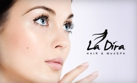La dira medspa toronto on groupon for 186 davenport salon toronto