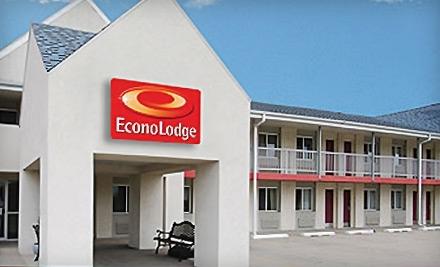 Econo Lodge Inn & Suites - Econo Lodge Inn & Suites in Evansville