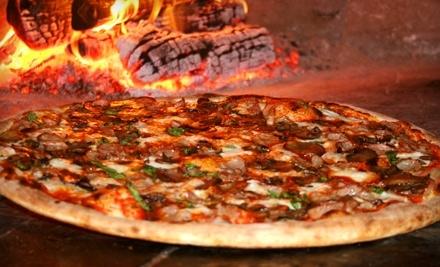 $20 Groupon to La Villa Pizzeria - La Villa Pizzeria in Brooklyn